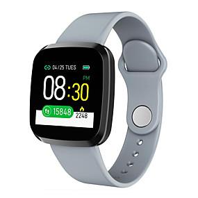 billige Nyheter-ny multifunksjonell Bluetooth-sports smartklokke / hjertefrekvens og blodtrykk helseovervåking / tilpasset grensesnitt / trinntelling / treningsrekord / ip67 livstett