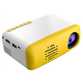 baratos Novidades-por exemplo, castor cs03 led projector 20.000 lm suporte a ios / android / windows