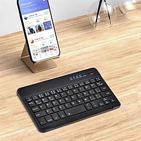 billige iPad-tastaturer-Bluetooth office tastatur frostet / for Android os / ios / mac bluetooth3.0