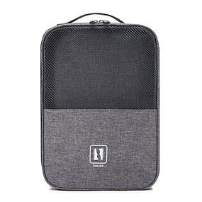 preiswerte Handgepäck Taschen-Oxford Tuch Reißverschluss Handgepäck Alltag Schwarz / Dunkelgrau / Hellgrau