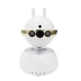 cheap Indoor IP Network Cameras-Smart WiFi Monitor Camera 1MP Smart Home Camera IP Camera Indoor Support