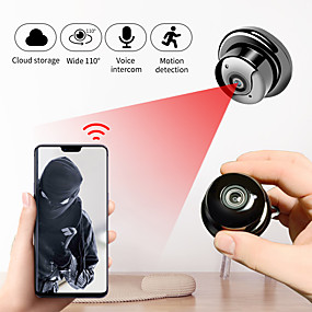 Mini HD 1080P SPY Hidden Camera Power Bank Motion Detection Recorder 5000mAh Device Charger by Leoie