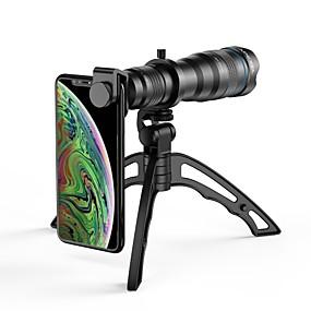 billige Mobilkamera vedlegg-apexel toppselger profesjonell HD kamera teleskopobjektiv ultra premium mobil tele zoomobjektiv 36x med stativ