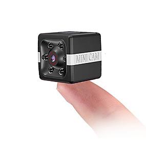 cheap Micro Cameras-HDG02 WiFi 2 mp Mini Camera HD 1080P Wireless Small Camera Sensor Night Vision Camcorder Motion DVR Micro Camera Sport DV Video Security Camera Cam SQ 11 SQ11