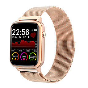 cheap Others-BOZLUN S25 Smart Watch Full Touch Sports Bracelet Heart Rate Blood Pressure Fitness Tracker Color Men Women Call Android IOS Clock Band