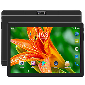cheap Android Tablets-ZONKO K105 10 Inch Tablet ZONKO 3G Phone Call Tablet Unlocked with Dual Sim Card Slots Android 9.0 1280x800 IPS Screen WiFi 2 GB RAM 32 GB Storage Quad Core CPU Bluetooth GPS 5MP Rear Camera