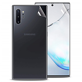 cheap Samsung Screen Protectors-Ultra-thin front and rear TPU hydrogel protective film Samsung Note8 9 10 Note10Plus hydrogel protective film