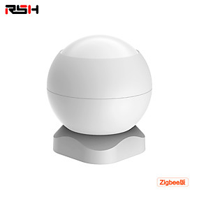 cheap Burglar Alarm Systems-ZigBee Security Alarm / Ceiling Body Sensor / Infrared Security Alarm / Home Alarm Detector / Window Sensor WIFI Android Platform WIFI Mobile App for Home