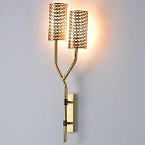 저렴한 벽 스콘-벽 빛 벽 램프 220-240V E27 노르딕 스타일