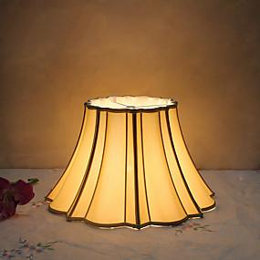billige LED-gadgets-lampeskjerm Bue / Nytt Design / Ambient Lamper Kunstnerisk / Moderne Moderne Til Soverom / Leserom / Kontor Gul