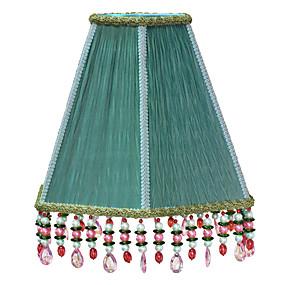 billige Lamper & Lampeskærme-Lampeskærm Nyt Design / Ambient Lamper / Dekorativ Kunstnerisk / Tradisjonell / Klassisk Til Soveværelse / butikker / cafeer Grøn