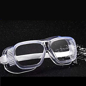 billige Personlig beskyttelse-beskyttelsesbriller / øye maske multi-hulls beskyttelsesbriller