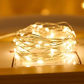 povoljno Svjetlosne trake i žice-3 načina 20led string svjetlo string vila topla vijenac ukras za domjenak