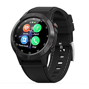 cheap Smart Watches-M4 Unisex Smartwatch Bluetooth Waterproof GPS Heart Rate Monitor Blood Pressure Measurement Distance Tracking Pedometer Call Reminder Activity Tracker Sleep Tracker Sedentary Reminder
