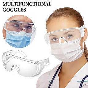cheap Personal Protection-Safety Goggles for Workplace Safety Supplies ABS+PC Waterproof 0.1 kg
