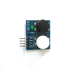 cheap Switches-Two Independent Key Modules Peripheral Keyboard Touch Keys MCU Accessories