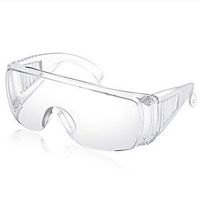 cheap Health Detective-Goggles Eye Protection Plastic Safety Goggles Self-protection Dustproof Waterproof Glasses