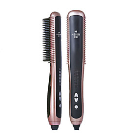 cheap Hair Straightener-Ceramic 33 W Tinted 25cm(Approx10inch) 220 V 1 pc Daily Wear Casual / Daily Festival