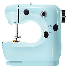 cheap Smart Home-Electric Multi-functional Sewing Machine 2 Speed Adjustment Foot Pedal Sewing Machine For Beginner