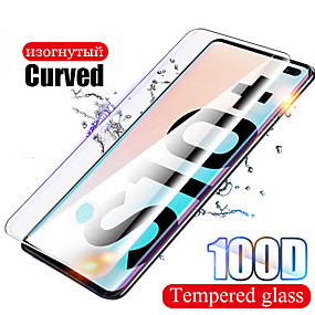 cheap Samsung Screen Protectors-30D Curved Tempered Glass For Samsung Galaxy S10 Plus S10E Screen Protector For Samsung S10 Film