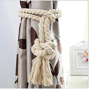 cheap Curtains & Drapes-curtain Accessories Tie Back European Style 2 pcs
