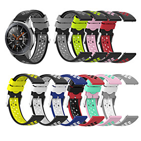 cheap Smartwatch Bands-Watch Band for Huawei Fit / Huawei Honor S1 / Huawei Watch / Huawei B5 FOSSIL / Huawei / Withings Sport Band Silicone Wrist Strap