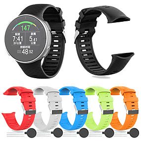 cheap Smartwatch Bands-Watch Band for POLAR VANTAGE V Polar Sport Band Silicone Wrist Strap