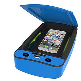 cheap Disinfection & Sterilizer-Mobile Phone Sterilizer Disinfection / UV disinfection PVC(PolyVinyl Chloride) Anti-Odour
