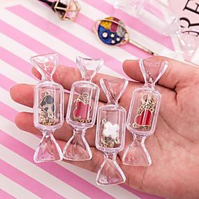 cheap Accessories-Jewelry Box - Transparent 8 cm 2.3 cm 0 cm