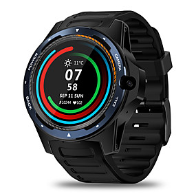 cheap Smart Watches-Zeblaze THOR 5 Unisex Smartwatch 4G Touch Screen Heart Rate Monitor Sports Long Standby Exercise Record Timer Stopwatch Pedometer Call Reminder Sleep Tracker