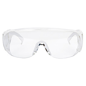 billige Personlig beskyttelse-1pc Acetat Gassmaske og beskyttelsesbriller Tilbehør og rekvisita / Sikkerhet og verneutstyr / Verneutstyr Gassvern Støvtett Anti-Fog