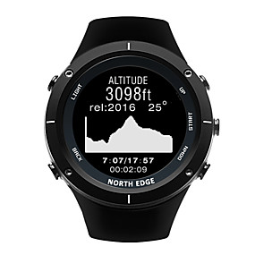 cheap Smart Watches-Zeblaze RANGE Men's Smartwatch Bluetooth Heart Rate Monitor Blood Pressure Measurement Sports Long Standby Exercise Record Timer Stopwatch Pedometer Call Reminder Sleep Tracker