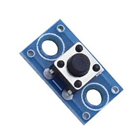 cheap Switches-Mini Micro Tact Switch Button Key Module Board Keyboard 6x6mm Arduino Pi
