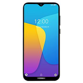 "billige Feature-telefoner-DOOGEE X90 6.1 tommers "" Mobiltelefon (1GB + 16GB 8 mp MediaTek MT6580 3400 mAh mAh)"