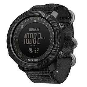 cheap Smart Watches-NORTH EDGE APACHE Unisex Smartwatch Waterproof Calories Burned Long Standby Distance Tracking Information Stopwatch Pedometer Call Reminder Activity Tracker Sleep Tracker
