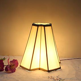 billige LED-gadgets-lampeskjerm Nytt Design / Ambient Lamper / Dekorativ Kunstnerisk / Moderne Moderne Til Leserom / Kontor / butikker / cafeer Gul