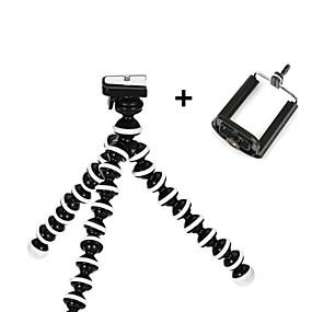 billige Mobilkamera vedlegg-blekksprut fleksibel stativ stativ gorillapod for telefon telefon mobiltelefon smarttelefon dslr og kamera bordbord mini stativ