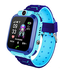 cheap Smart Watches-Q12 Kids Kids' Watches Smartwatch 4G Sports Long Standby Hands-Free Calls Exercise Record Camera Timer Stopwatch Call Reminder Sleep Tracker Alarm Clock
