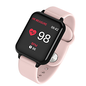 cheap Smart Watches-B57 Unisex Smart Wristbands Bluetooth Waterproof Touch Screen Heart Rate Monitor Blood Pressure Measurement Long Standby ECG+PPG Pedometer Activity Tracker Sleep Tracker Sedentary Reminder