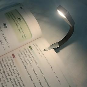 billige Leselys-mini boklys bærbar klippelampe usb ladeklemmelampe e-bok leselys oppladbart nattlys