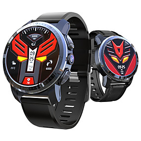 cheap Smart Watches-KOSPET Optimus pro Unisex Smartwatch Bluetooth Waterproof Heart Rate Monitor Blood Pressure Measurement Calories Burned ECG+PPG Timer Pedometer Sleep Tracker Sedentary Reminder