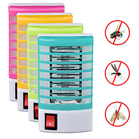 cheap Disinfection & Sterilizer-220V Home Mosquito Killer Lamp Light Insect Mosquito Killer Repellent Mosquito Flies Summer Mosquito Trap Insect Repellent