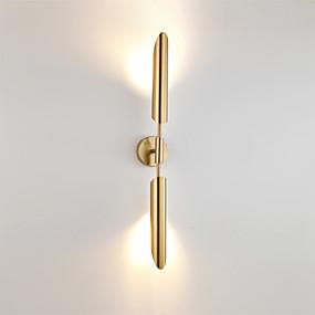 billige Innendørsbelysning-Øyebeskyttelse / Nytt Design LED / Nordisk stil LED Vegglampe Stue / Soverom Metall Vegglampe 110-120V / 220-240V 10 W