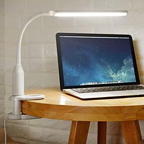 povoljno Home Office-Uredska lampa Zaštita očiju / LED Suvremena suvremena USB napajanje Za Spavaća soba Metal <36V Obala