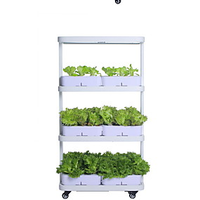cheap Tool Organizers-Balcony Soilless Cultivation Vegetable Planting Machine Hydroponic Equipment Home Vegetable Planting Artifact Indoor Family Dedicated Planting Box