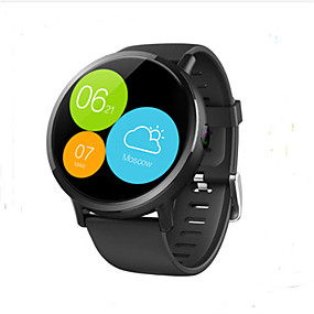 cheap Smart Watches-LEMFO LEMX Unisex Smartwatch Bluetooth 4G Waterproof Touch Screen GPS Heart Rate Monitor Health Care Timer Pedometer Sedentary Reminder Alarm Clock Calendar