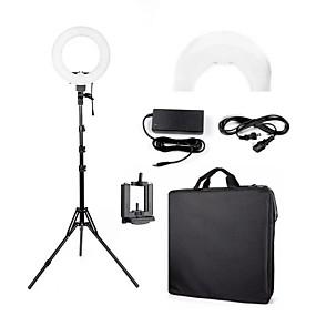 billige Hjemme Kontor-brelong selfie ring lys tiktok lys youtube video nattelys fotografering lys med stand-mode skifte USB-port strømforsyning