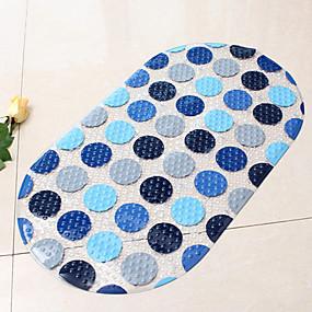 billige Matter og tepper-muggbestandig antibakteriell rullestein pvc bademat massasje badekar dusjrom gulvmatter med sugekopper