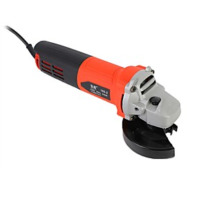 cheap Garden Tools-Electric angle grinder metal cutting grinding and polishing electric tool Angle Grinder Tool 4-1/2-Inch 220V