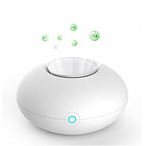 hesapli Ev Aletleri-Mini ozon jeneratörü deodorant hava temizleyici usb şarj edilebilir buzdolabı arıtma taşınabilir hava küçük uzay temizle koku